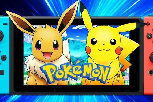 Todo lo que se sabe acerca de los rumoreados Pokémon Let's Go! Pikachu y Let's Go! Eevee para Nintendo Switch