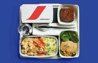 Air France renueva su vajilla con diseños de Eugeni Quitllet