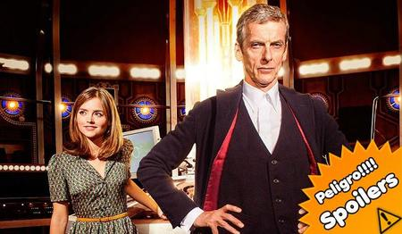 'Doctor Who', la decadencia de Moffat