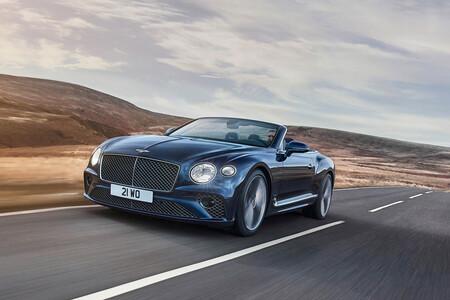 Bentley Continental GT Speed Convertible: llega la versión descapotable del lujoso gran turismo, 659 CV a cielo abierto