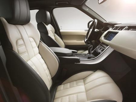 Range Rover Sport 2013, vista interior