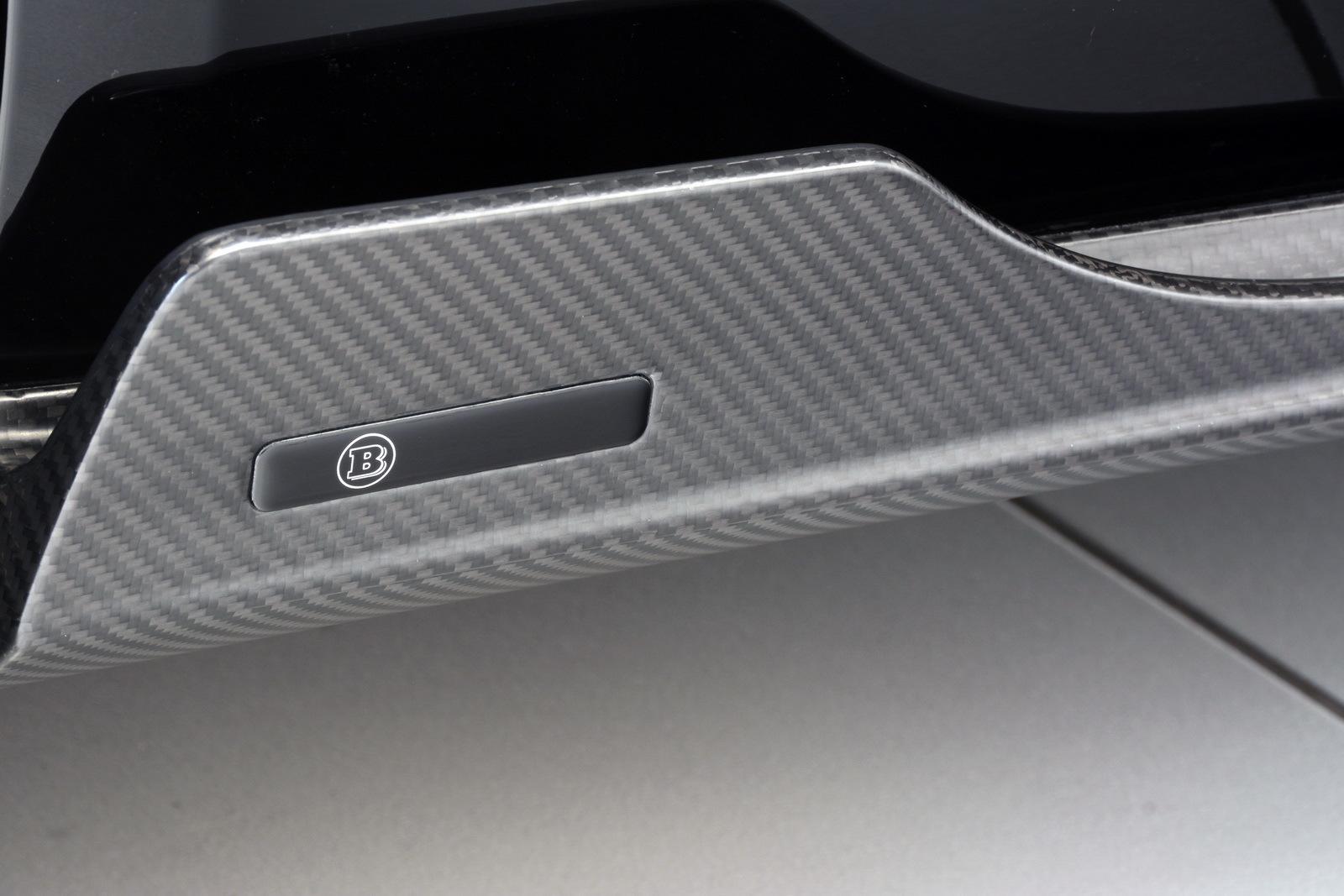 Foto de Brabus Mercedes-AMG GT S (28/38)