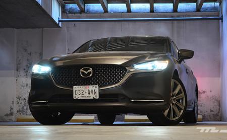 Mazda 6 Signature, a prueba: un sedán sin intención de renunciar al cuadro de honor