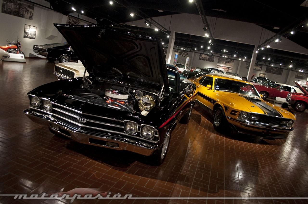Foto de Gilmore Car Museum (41/61)