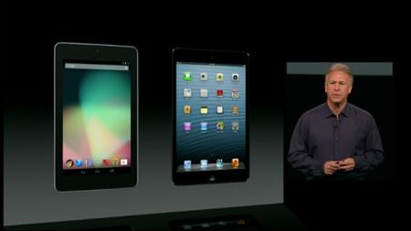 Phil Schiller defiende el precio del iPad mini