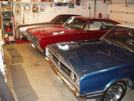 Accesorios para el garaje: Medio Dodge Charger R/T