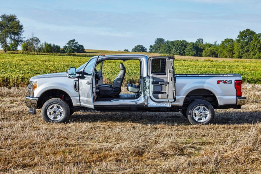 fotos más de Ford Super Duty 2017