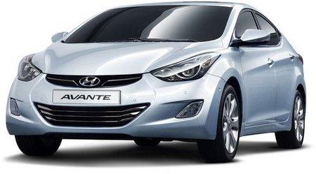 Hyundai Avante, el sustituto del Elantra