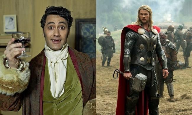 Taika Waititi y Thor