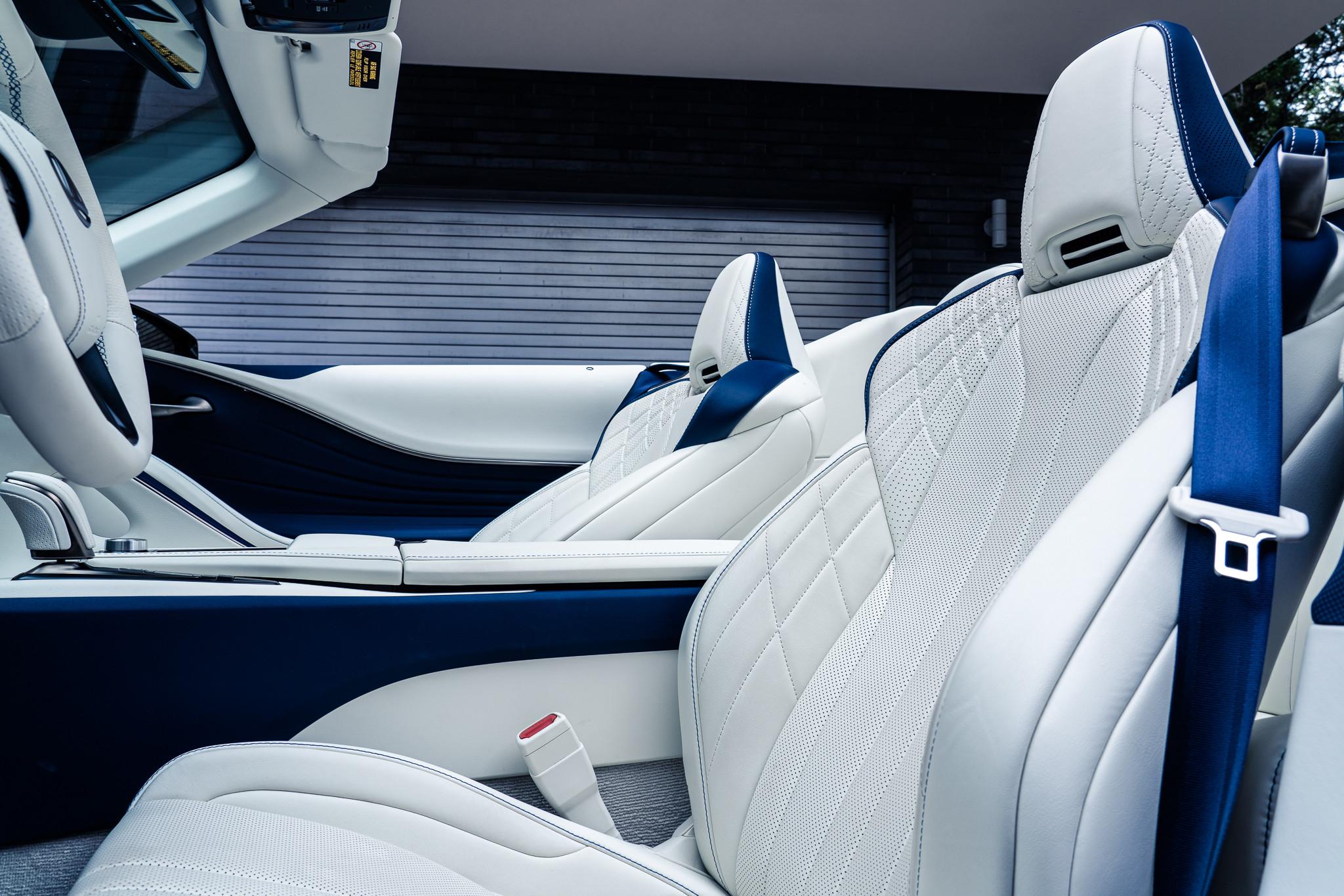 Foto de Lexus LC Cabrio Regatta Edition (10/32)