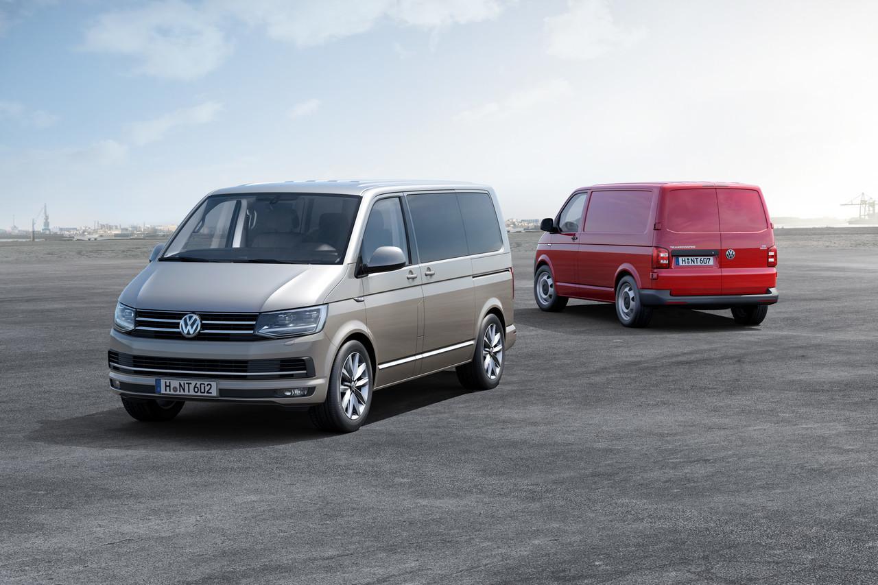 Foto de Volkswagen T6 (4/9)