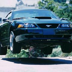 Foto 3 de 19 de la galería ford-mustang-bullitt-2001 en Motorpasión