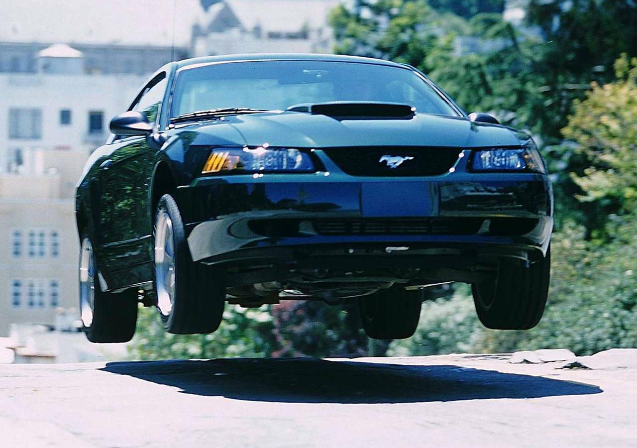Foto de Ford Mustang Bullitt 2001 (3/19)