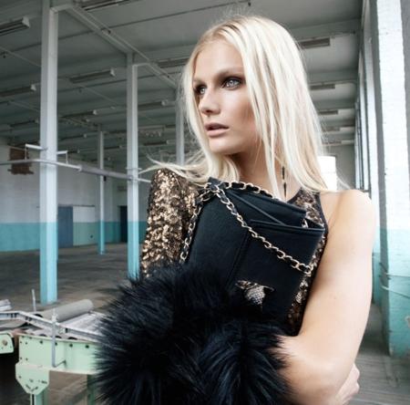Bershka colección de Navidad 2012: brilla más que el oro