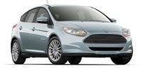 El Ford Focus Electric no tendrá alquiler de baterías