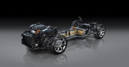 Plataforma Voltec Cadillac ELR