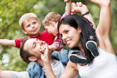 ¿Cómo llamas a la madre de tus hijos? ¿Cómo te llama tu pareja? ¿Y tus hijos?
