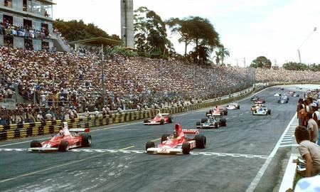 Interlagos F1 Brasil 1976