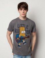 ¡Mosquis! Camisetas de Los Simpsons en Pull & Bear