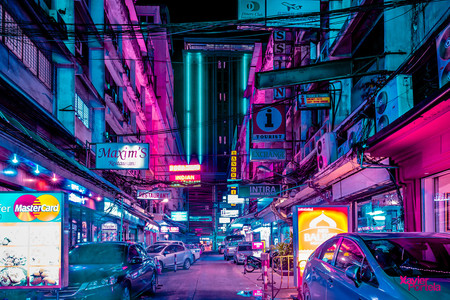 Bangkok Glow Xavier Portela 17
