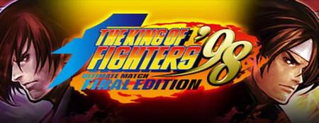 Ya podemos pre-ordenar en Steam The King of Fighters 98 Ultimate Match Final Edition
