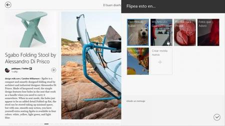 Flipboard para Windows 8