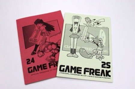 revista Game Freak