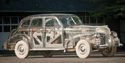 El último Ghost Car sale a subasta