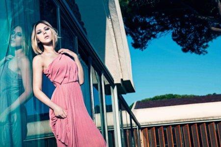 Scarlett Johansson para Mango Primavera-Verano 2011