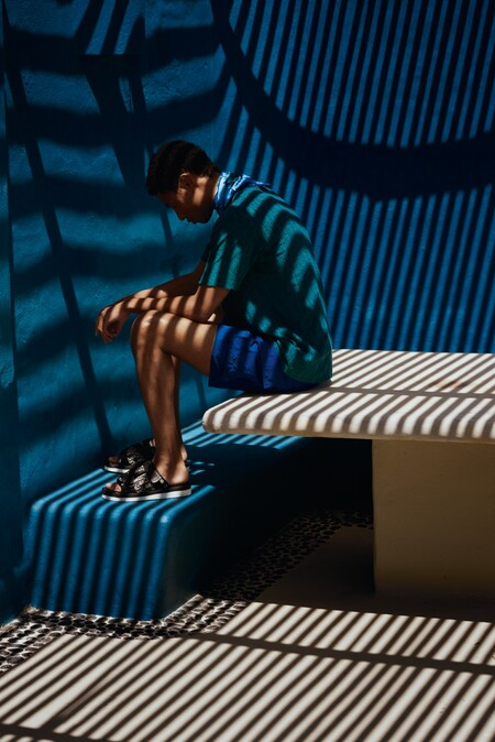 Dior Fall21 Men Beachwear Eddie Wrey 22
