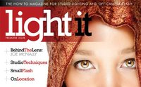 Light it Magazine, revista exclusiva para el iPad
