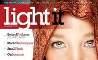 Light it Magazine, revista exclusiva para el iPad