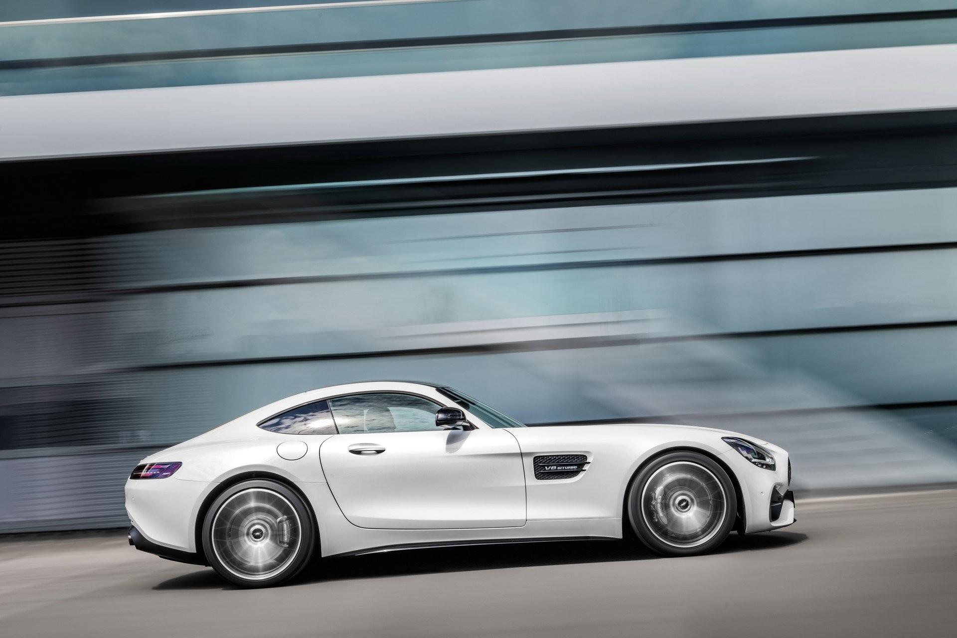 Foto de Mercedes-AMG GT 2020 (4/44)