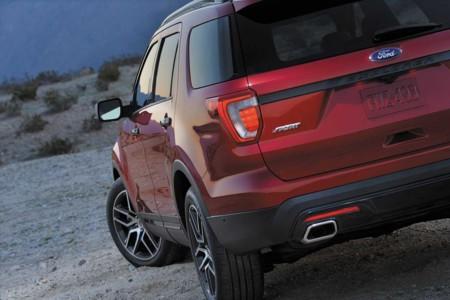 Ford Explorer Sport 2017 8