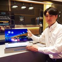 Las pantallas OLED UHD llegarán a los portátiles: Samsung ha logrado meter la resolución UHD en 15 pulgadas