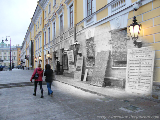 Foto de Sergey Larenkon - Times / Link to the Past (6/9)