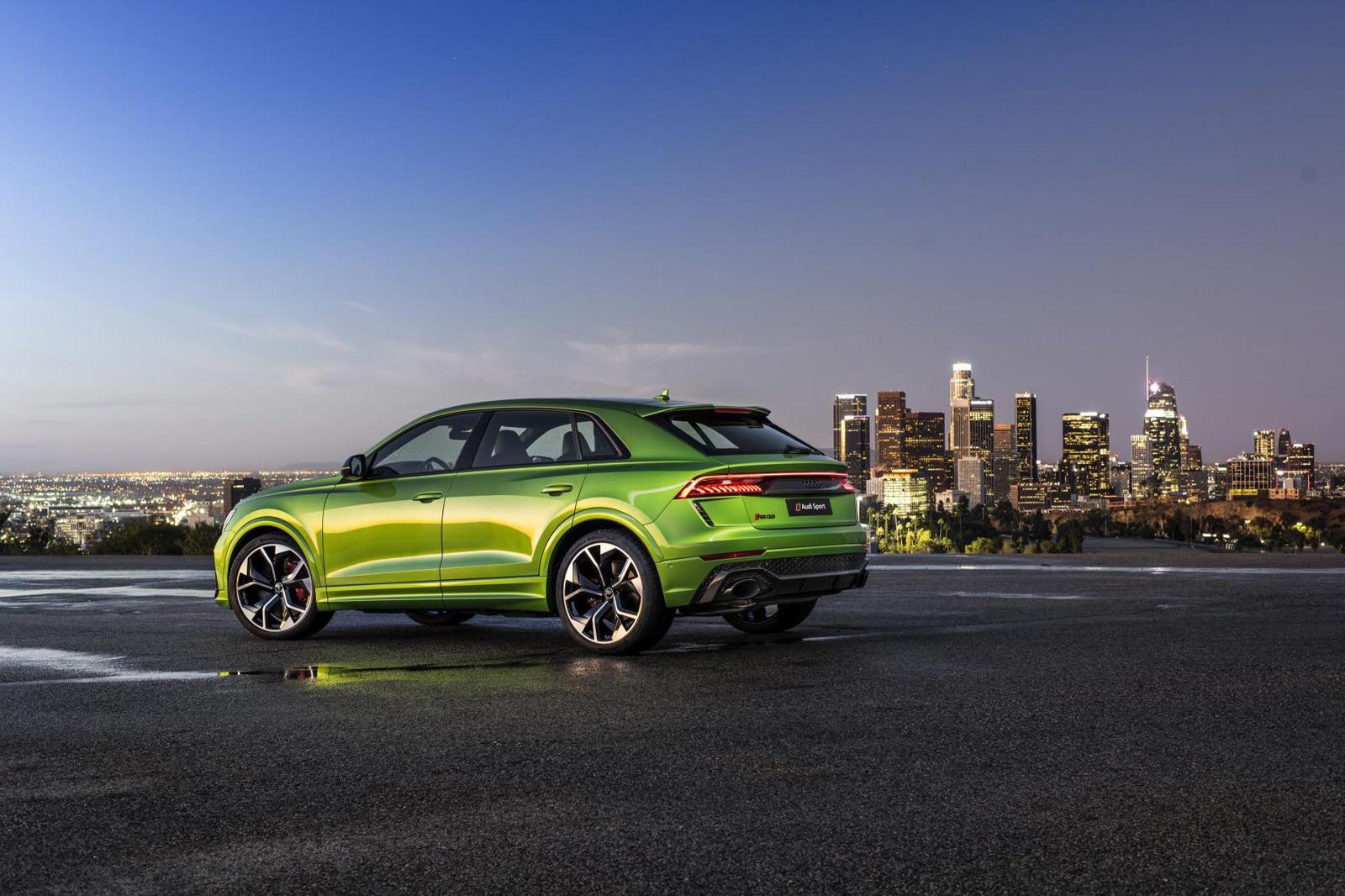 Foto de Audi RS Q8 2020 (11/47)