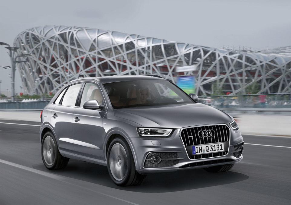 Foto de Audi Q3 oficial (15/31)