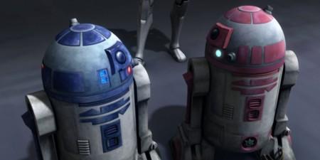 R2-KT, el droide rosa