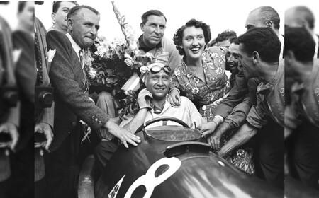 Fangio Cuba Formula 1 1958