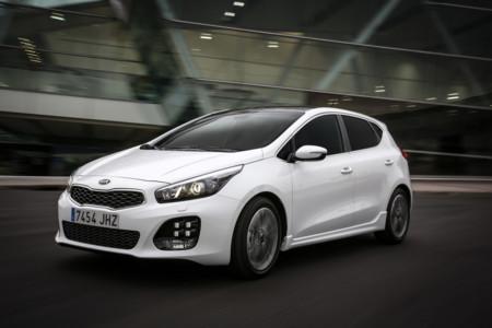 El nuevo Kia cee'd estrena un tricilíndrico de gasolina que consume 4,7 l/100