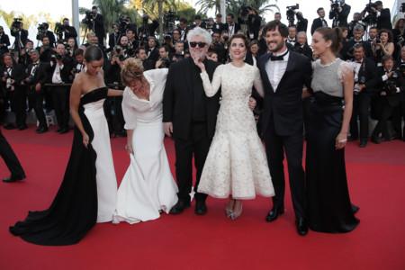 Julieta Premiere En Cannes