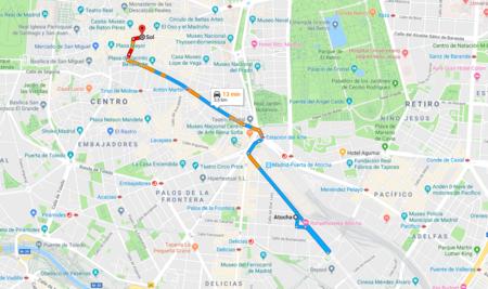 Madrid Mapa