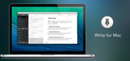 Write for Mac, análisis