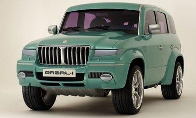Ghazal 1, el primer coche hecho en Arabia Saudí