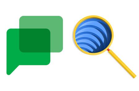 Google Chat mejora su buscador: así son sus nuevos filtros de búsqueda