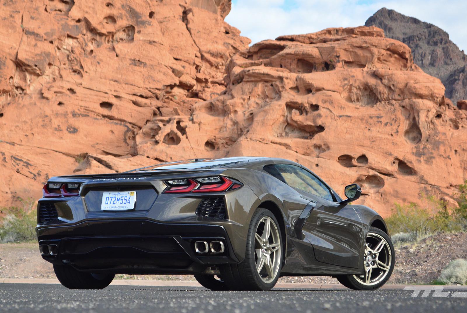 Foto de Chevrolet Corvette 2020 (prueba) (17/73)