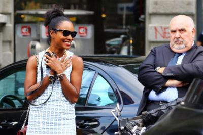 Las mujeres mejor vestidas del street style de 2012 (I)