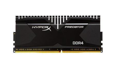 Kingston recibe DDR4 en kits HyperX Predator, hará demostración en PAX 2014