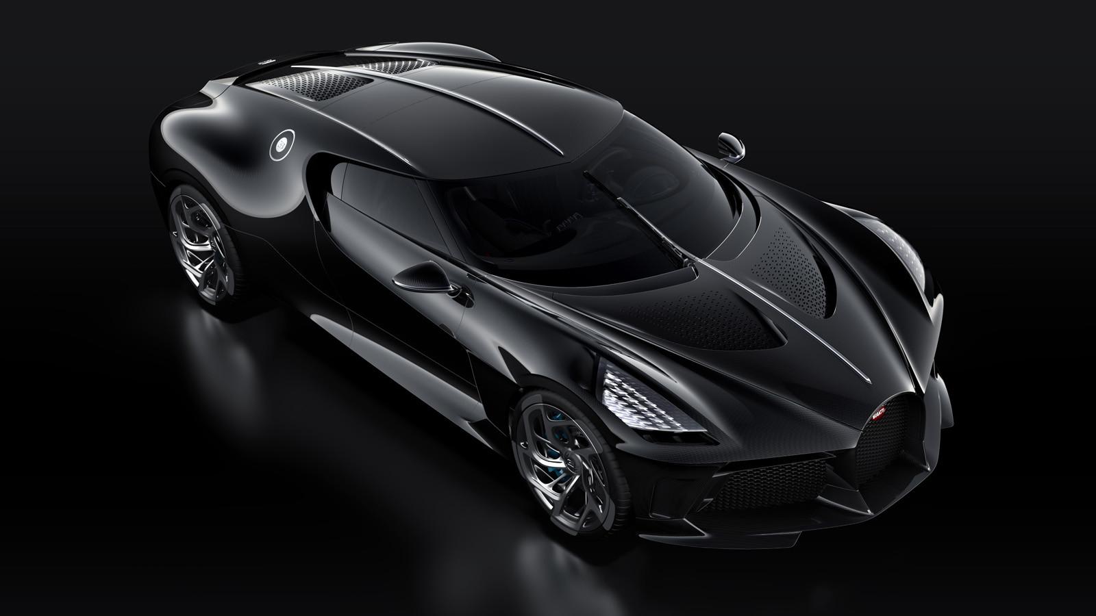 Foto de Bugatti Type 57 Atlantic La Voiture Noire (3/12)